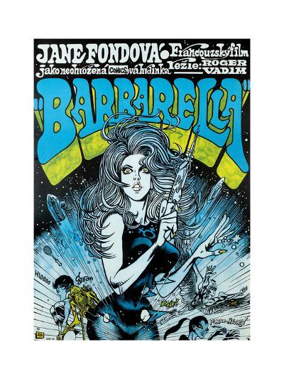 Barbarella - Movie Poster Reproduction--Art Print