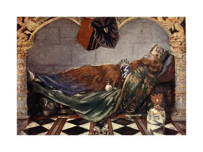 Barbarossa--Giclee Print