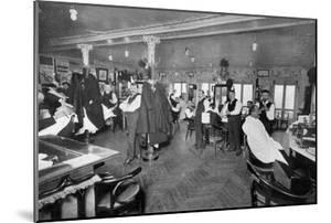 Barber Shop Montmartre