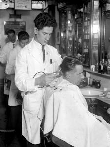 Barbers' Shop