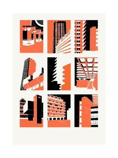 Barbican, 2014-Eliza Southwood-Giclee Print
