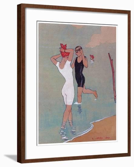 Barbier 002-Vintage Lavoie-Framed Giclee Print