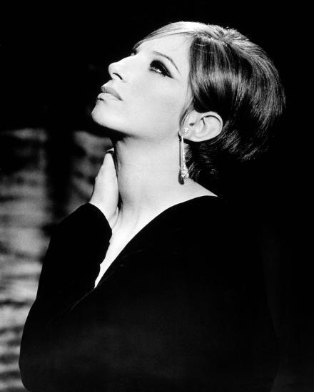 Barbra Streisand - Funny Girl--Photo