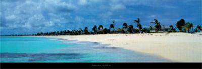 Barbuda-James Red-Art Print