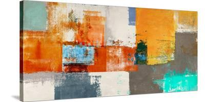 Barcelona-Alessio Aprile-Stretched Canvas Print