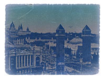 Barcelona-NaxArt-Art Print