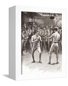 Bare-Knuckle Boxing in the 19th Century. Aka Bare-Knuckle, Prizefighting, or Fisticuffs, it Was…