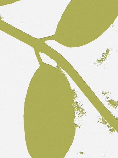 Bare Naked Leaves-Ruth Palmer-Art Print