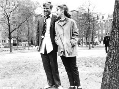 Barefoot in the Park, Robert Redford, Jane Fonda, 1967