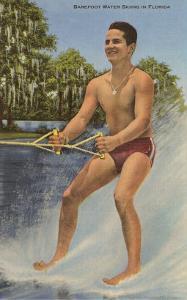 Barefoot Water Skier, Florida