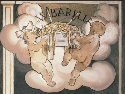 Barilla Pasta--Giclee Print