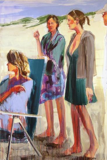 Barleybree, 2008-Daniel Clarke-Giclee Print