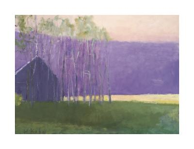 Barn in a Soft Light, 2002-Wolf Kahn-Giclee Print