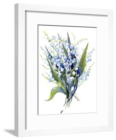 Barn Owl 2-Suren Nersisyan-Framed Art Print