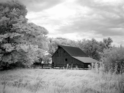 Barn, Route 66-Carol Highsmith-Photo