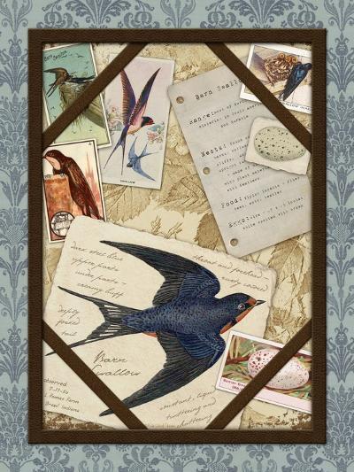 Barn Swallow-Kate Ward Thacker-Giclee Print