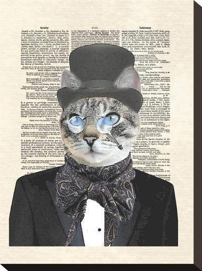 Barnabas Claw-Matt Dinniman-Stretched Canvas Print