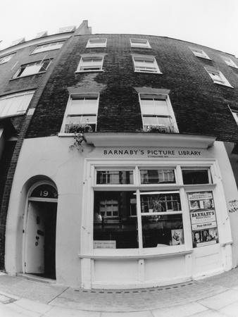 Barnaby's Library--Photographic Print