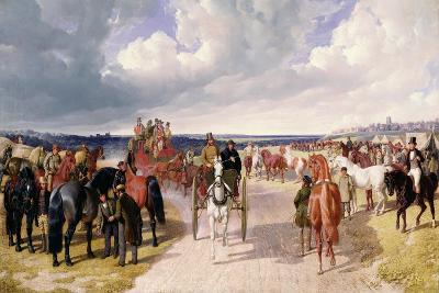 Barnet Fair-John Frederick Herring I-Giclee Print