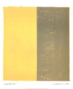 Canto XII by Barnett Newman