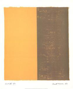 Canto XIII by Barnett Newman