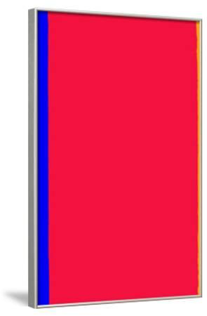 Who's Afraid of Red and Yellow? by Barnett Newman