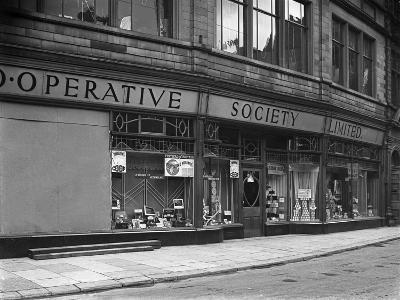 Barnsley Co-Op, South Yorkshire, Late 1950S-Michael Walters-Photographic Print