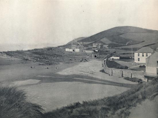 'Barnstaple - Croyde Bay', 1895-Unknown-Photographic Print