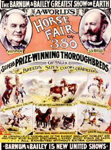 Barnum and Bailey, Horse Fair