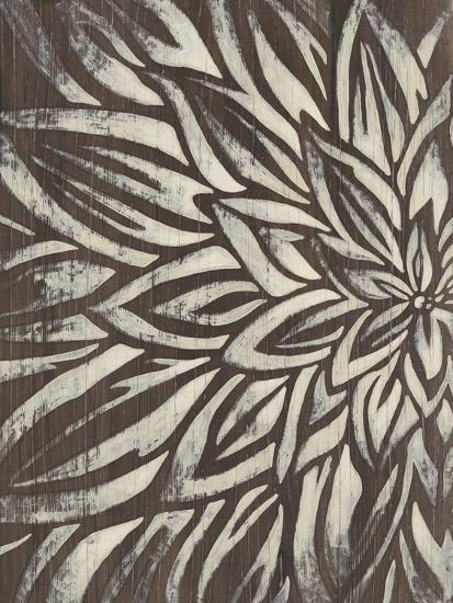 Barnwood Blossom I-June Vess-Premium Giclee Print