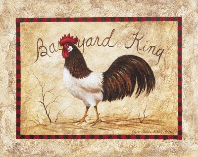 Barnyard King-Peggy Sibley-Art Print