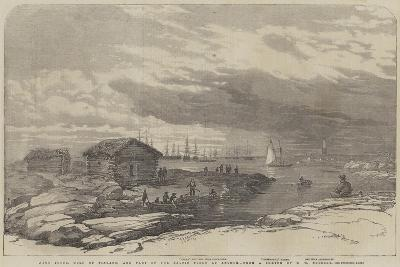 Baro Sound in the Gulf of Finland-Oswald Walters Brierly-Giclee Print