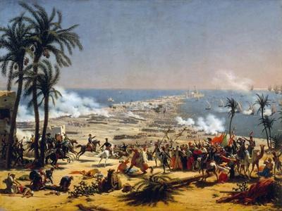 Battle of Aboukir, 25 July 1799