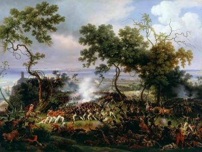 The Battle of Barrosa, 5 March 1811