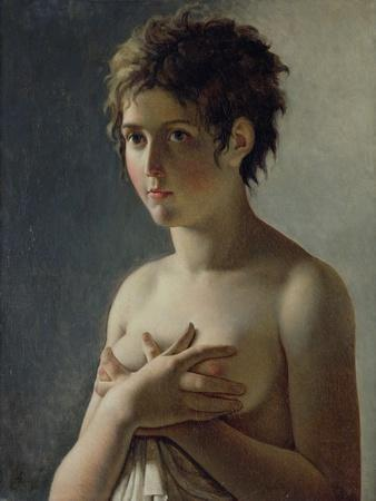 Portrait of a Young Girl, 1812