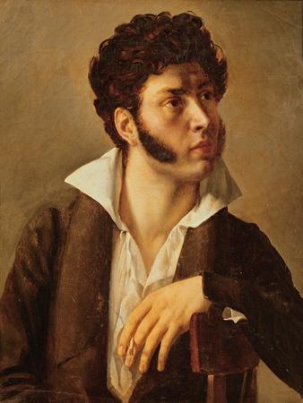 Portrait of Francois-Barnabe Campmas