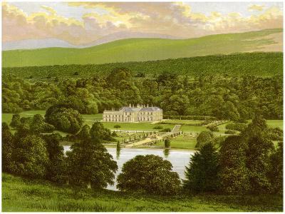 Barons Court, County Tyrone, Northern Ireland, Home of the Duke of Abercorn, C1880-Benjamin Fawcett-Giclee Print