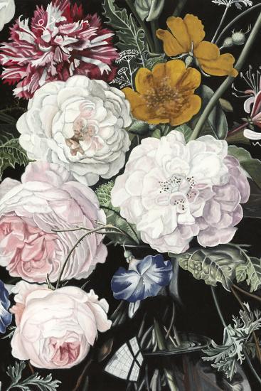 Baroque Botanica II-Naomi McCavitt-Art Print