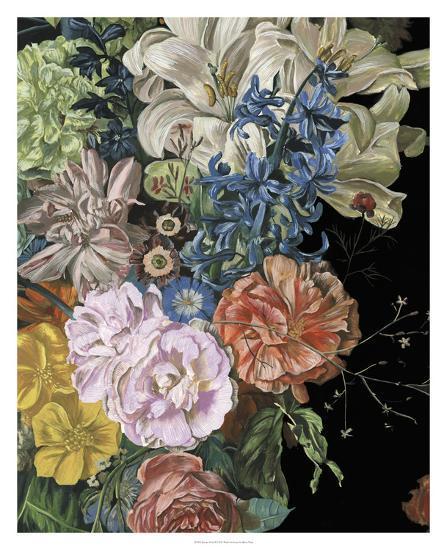 Baroque Floral II-Melissa Wang-Giclee Print