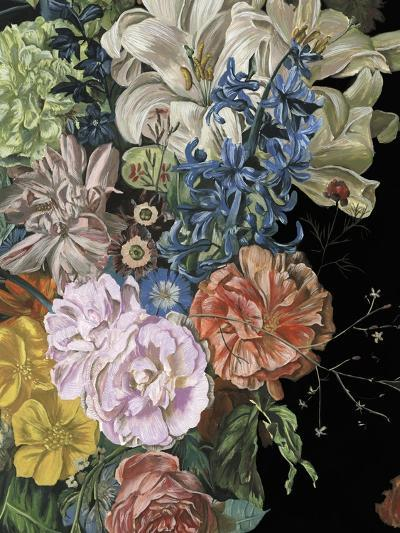 Baroque Floral II-Melissa Wang-Art Print