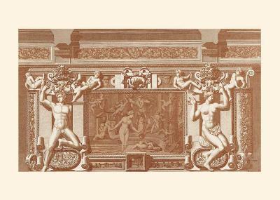 Baroque Relief II--Art Print