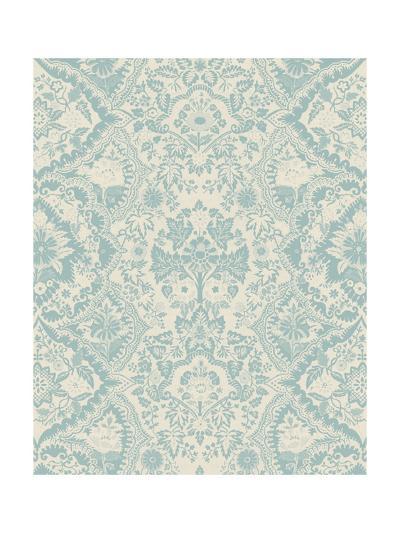 Baroque Tapestry in Spa I-Vision Studio-Art Print