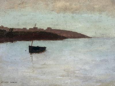 Barque De Pecheur, c.1875-1880-Odilon Redon-Giclee Print