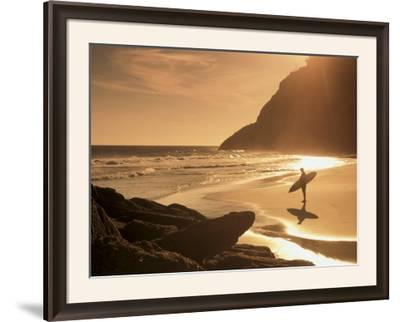 Barra Da Tijuca, Rio de Janeiro, Brazil--Framed Photographic Print
