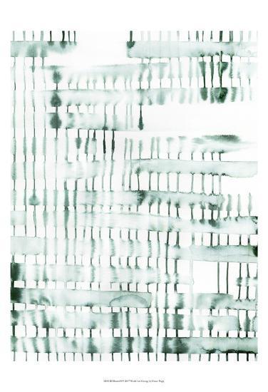 Barred I-Grace Popp-Art Print
