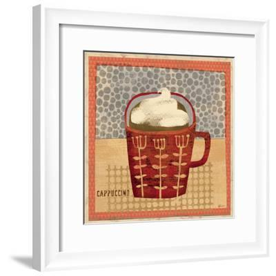 Barrista Beauty 2-Richard Faust-Framed Premium Giclee Print