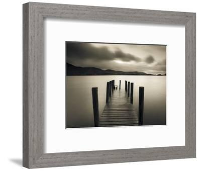 Barrow Bay, Derwent Water, Lake District, Cumbria, England-Gavin Hellier-Framed Photographic Print