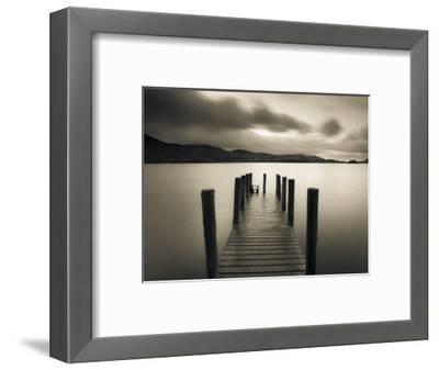 Barrow Bay, Derwent Water, Lake District, Cumbria, England-Gavin Hellier-Framed Photographic Print
