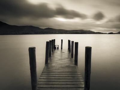 Barrow Bay, Derwent Water, Lake District, Cumbria, England-Gavin Hellier-Photographic Print