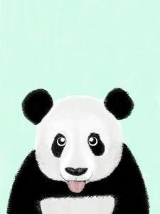 Cute Panda by Barruf